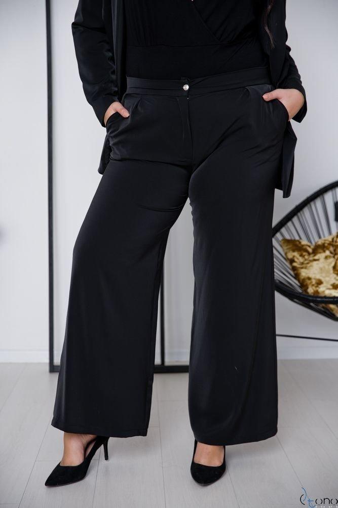 Black Suit MARIVA Plus Size