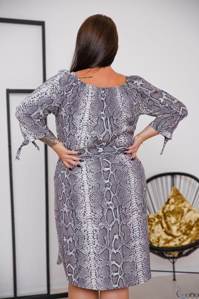 Dress AVERIA Plus Size Design 2