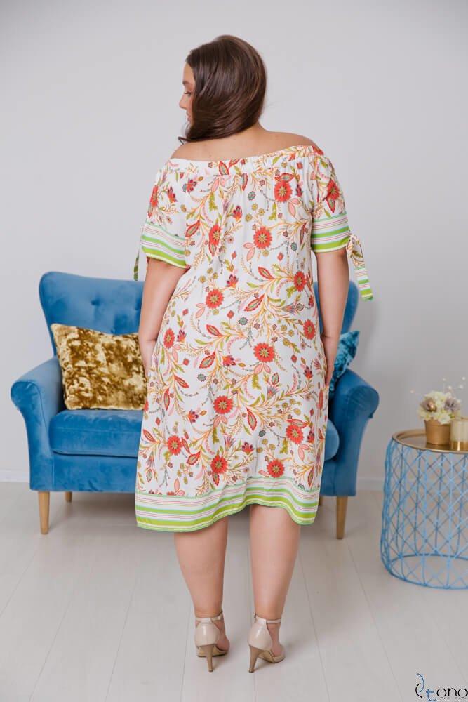 Dress BELTINA Plus Size Design 2
