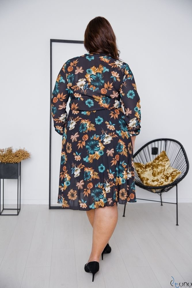 Dress CORRA Plus Size Design 3