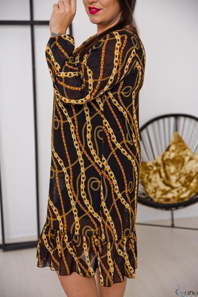 Dress PIRI Plus Size Design 2