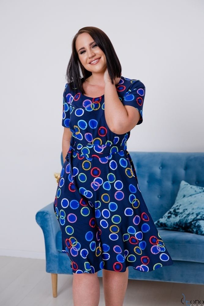 Dress ROSITA Plus Size Design 20