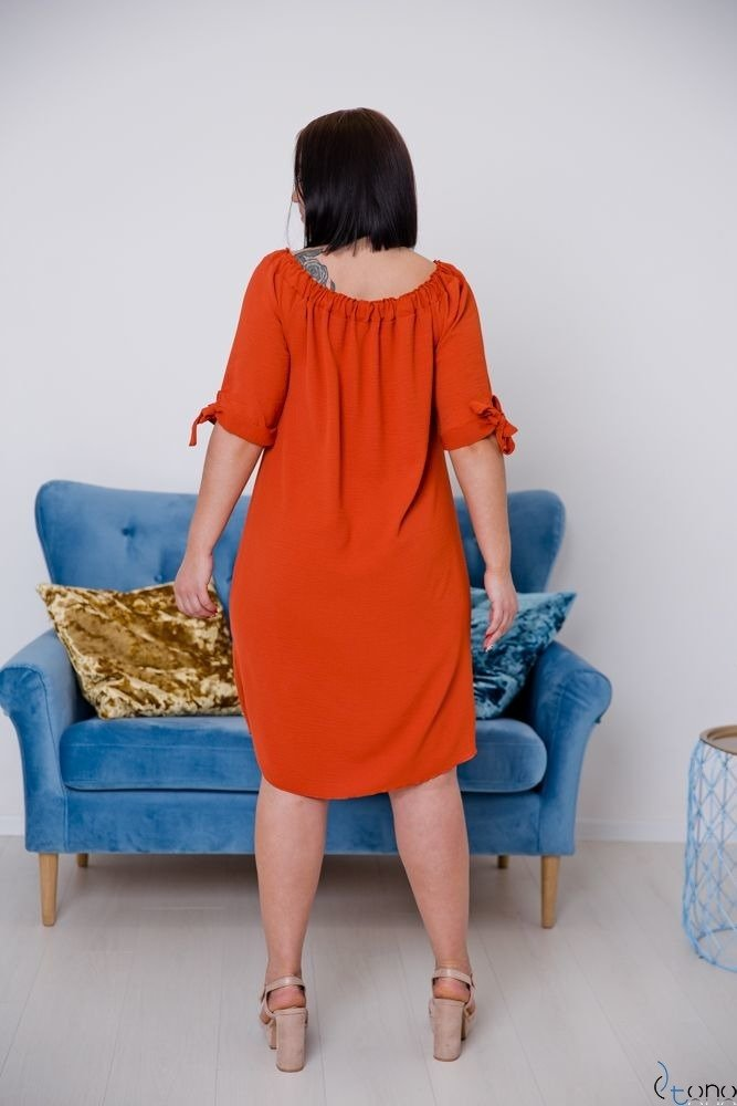 Ginger Dress VALENCIA Plus Size