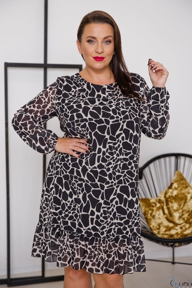 Dress PIRI Plus Size Design 3