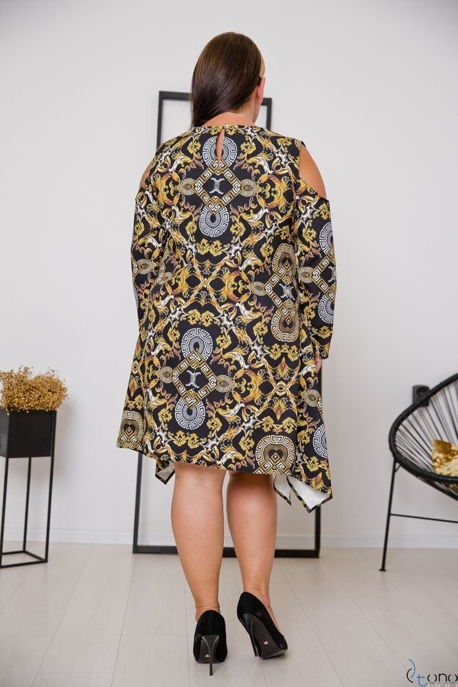 Dress VIRAGO Plus Size Design 4