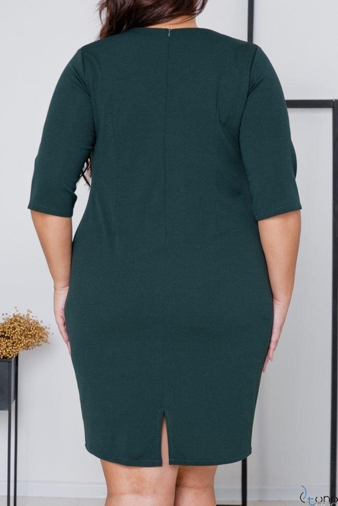 Green Dress AZURRA Plus Size
