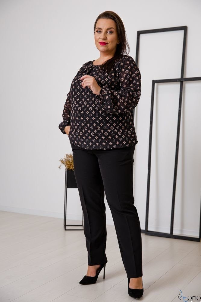 Bluzka GUARO Plus Size Wzór 2