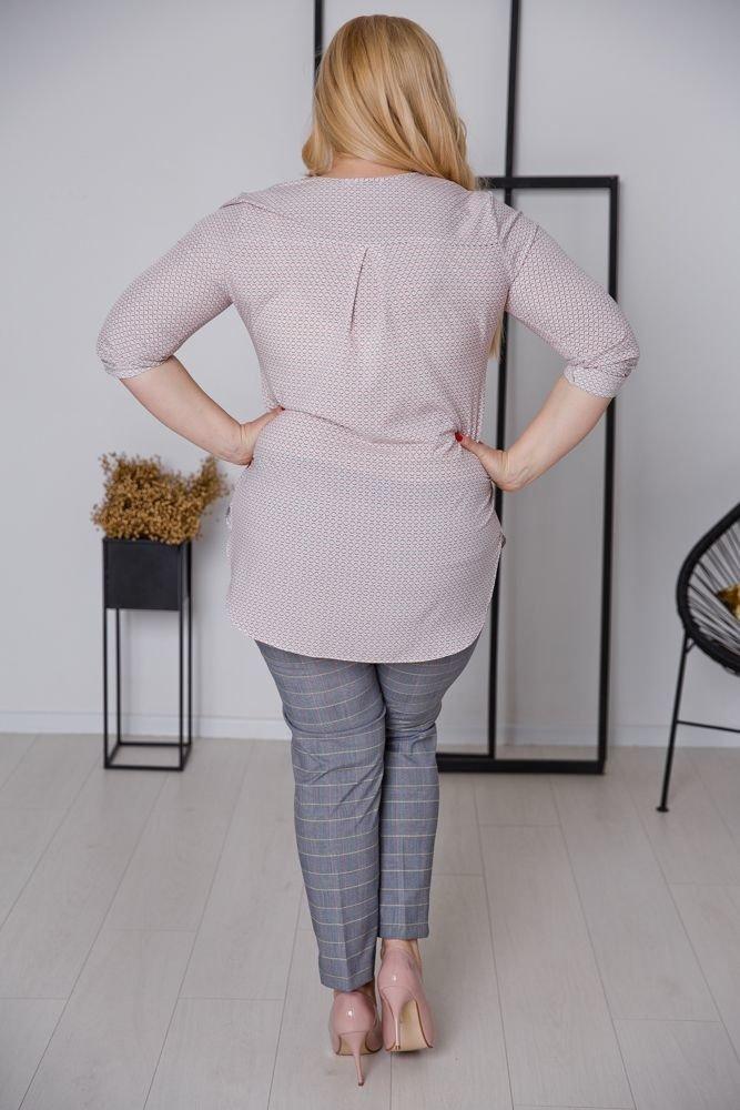 Bluzka JUSTIN Plus Size Wzór 2