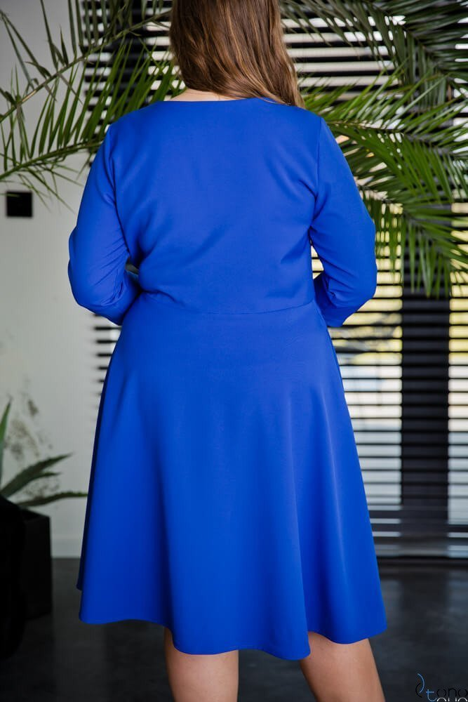 Chabrowa Sukienka MELANYA Plus Size