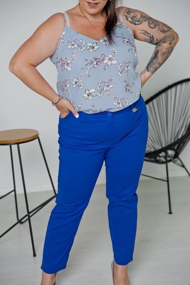 Chabrowe Spodnie VIZON Plus Size
