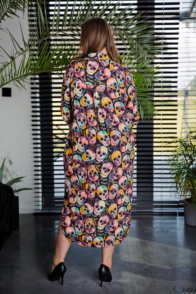 Sukienka AFRICA Plus Size Wzór 3
