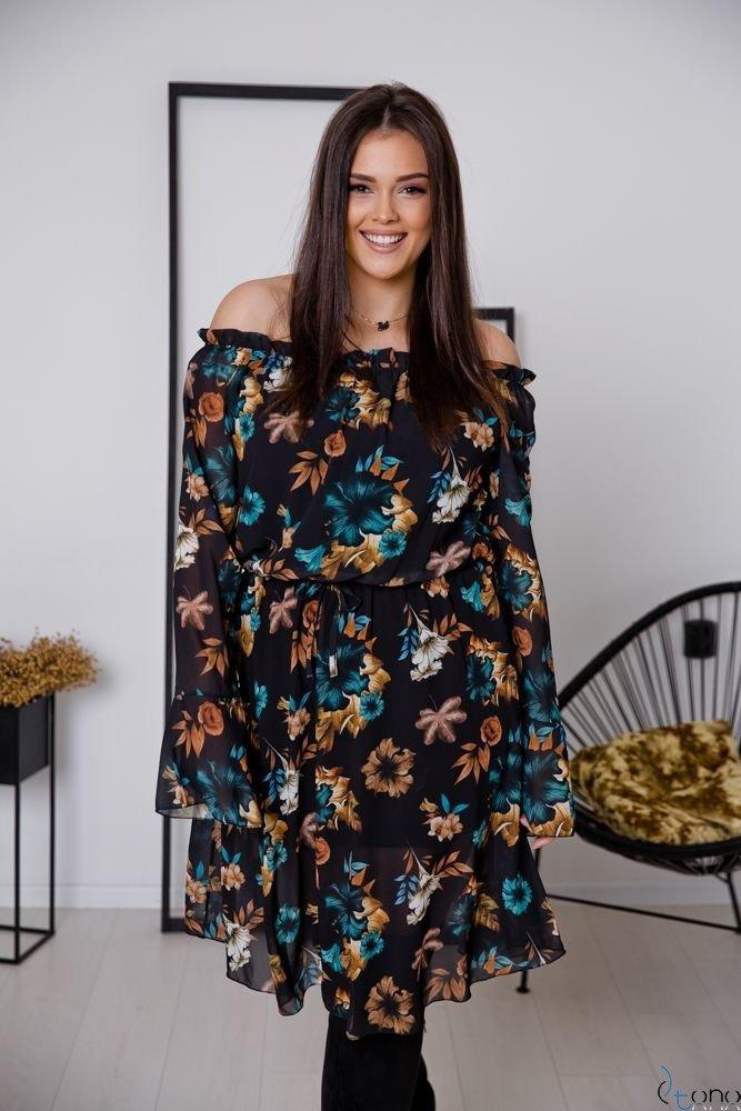 Sukienka ESTREMMA Plus Size Wzór 7