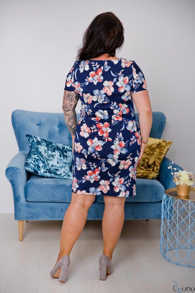 Sukienka STAMPINA Plus Size Wzór 2