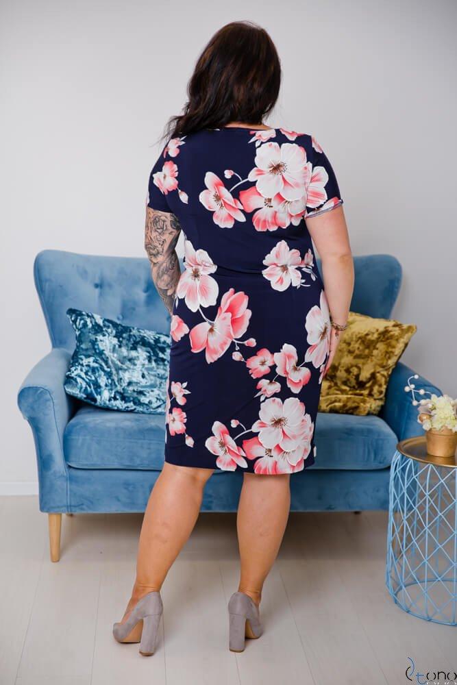 Sukienka STAMPINA Plus Size Wzór 5