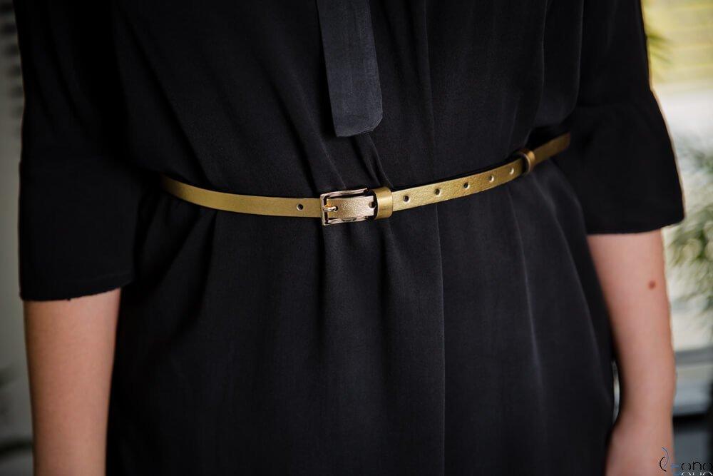 Złoty Pasek CINTURA Plus Size