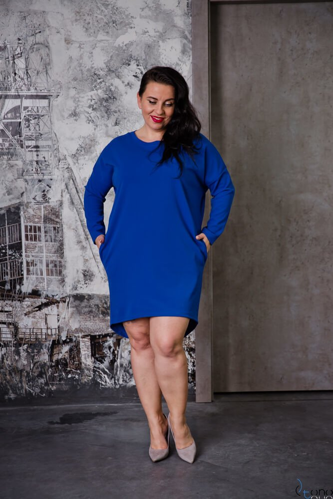 Chabrowa Tunika RAMSEY Plus Size