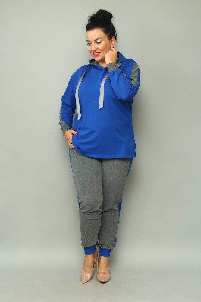 Chabrowy Dres MONACO Plus Size