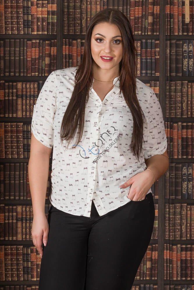 Koszula damska MICINO Plus Size