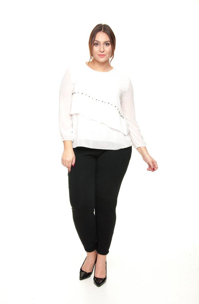 Spodnie damskie MILENA Plus Size wygodne