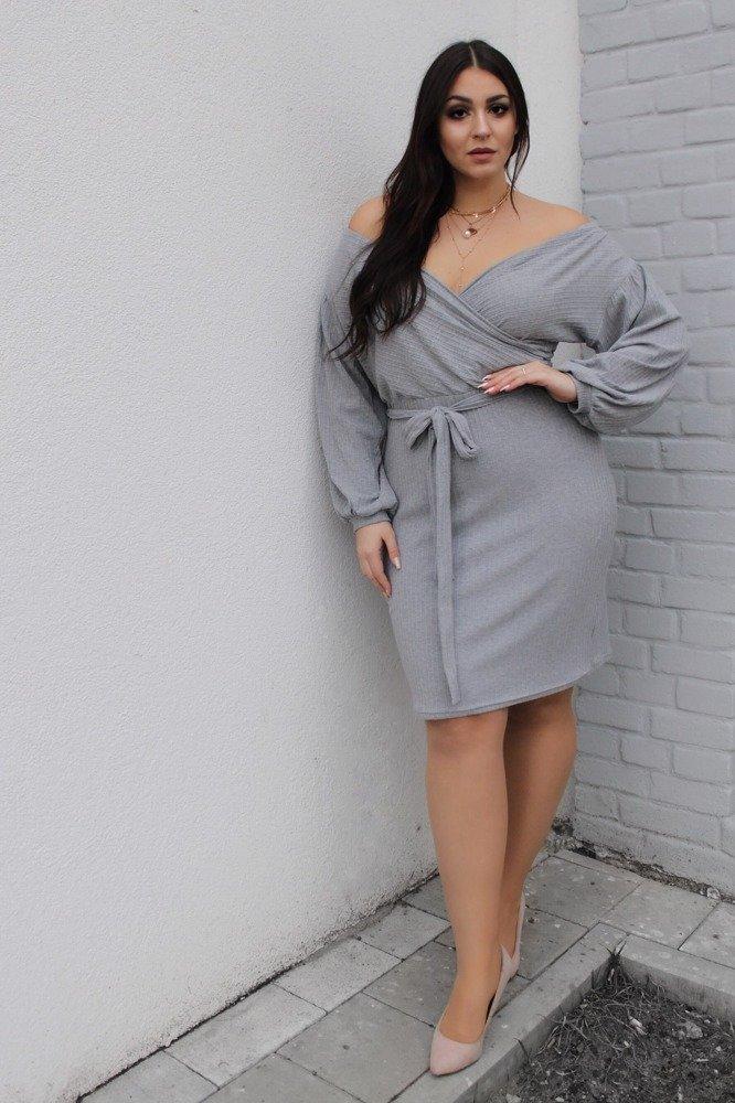 Sukienka ASHLEY Plus Size