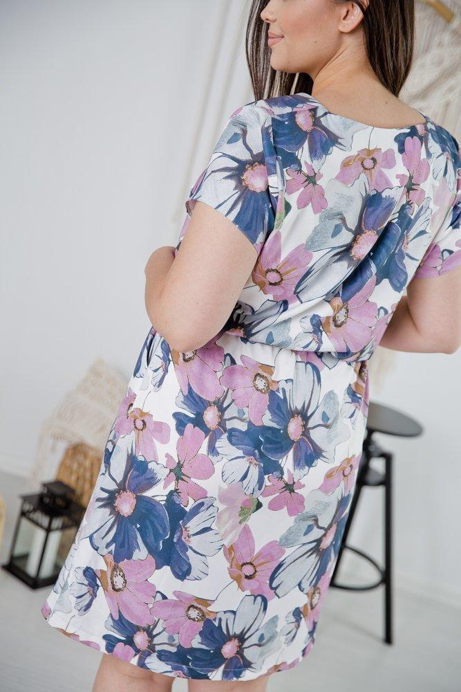 Sukienka RIO Plus Size Wzór 2