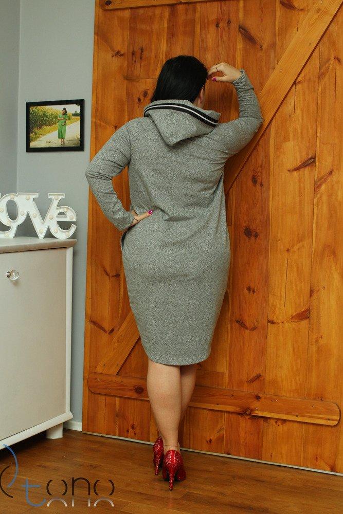 Sukienka damska COLIN Casualowa Oversize